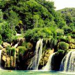 krka wasserfälle im nationalpark krka